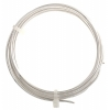 German Style Wire Round Silver Plated 14ga 1.3m(4.3ft)